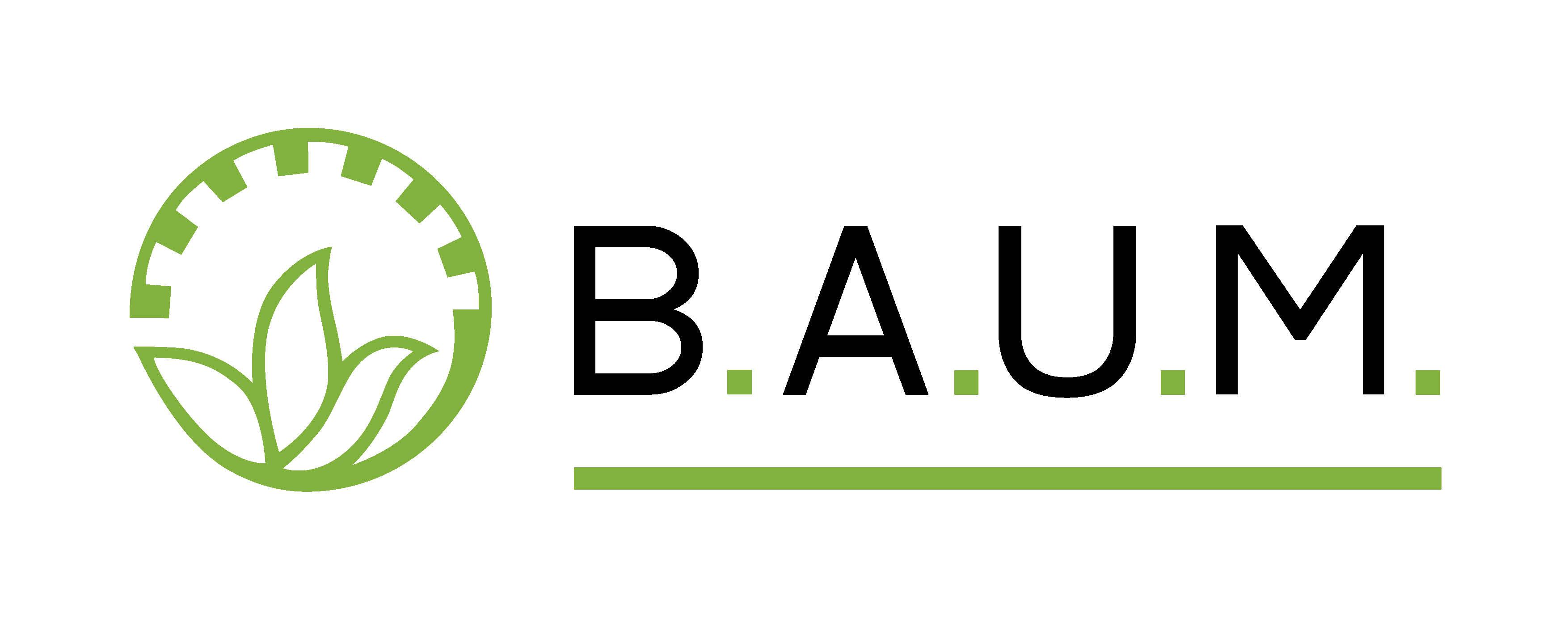 B.A.U.M Logo